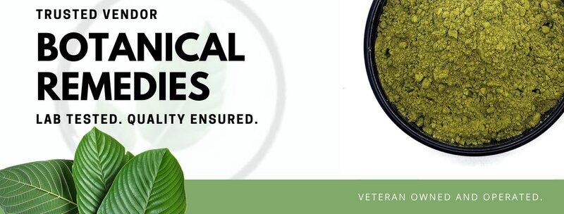 Buy Kratom Online From Botanical Remedies – Kratom For Sale